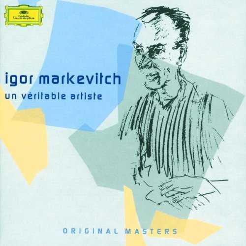 Igor Markevitch - Un Veritable Artiste (9 CD box set, APE)