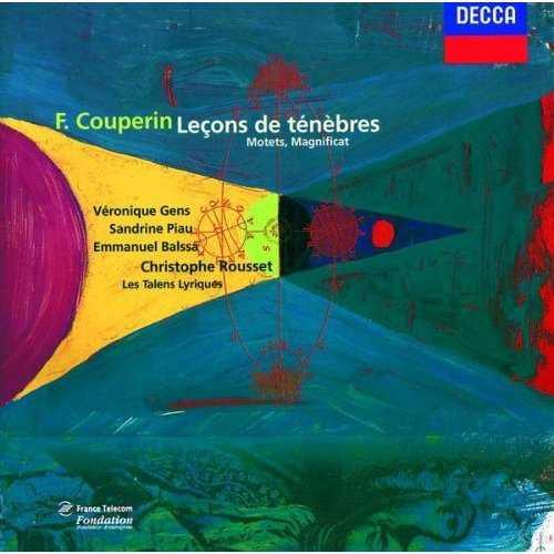 Rousset: Couperin - Leçons de ténèbres (FLAC)