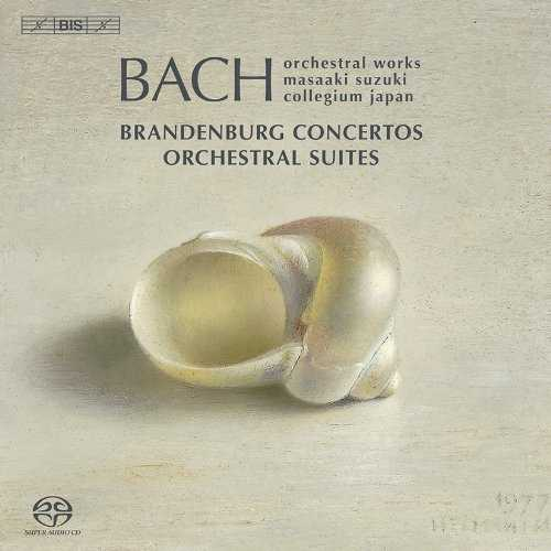 Suzuki: Bach - Brandenburg Concertos, Orchestra Suites (3 CD, APE)