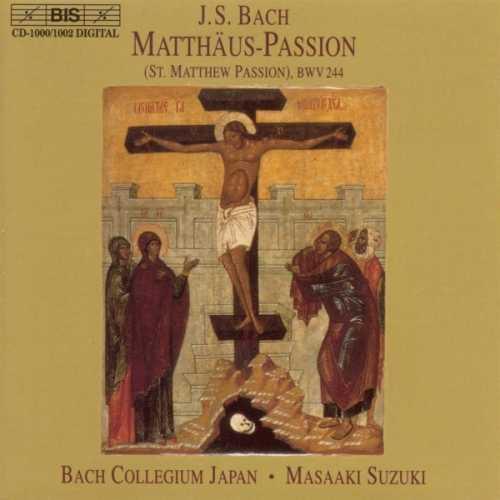 Suzuki: Bach - Matthäus-Passion (3 CD, FLAC)
