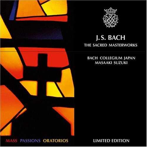 Suzuki: Bach - The Sacred Masterworks (10 CD box set, FLAC)