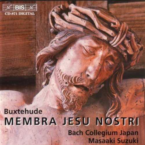 Dietrich Buxtehude : Œuvres vocales Suzuki_buxtehude_membra_jesu_nostri
