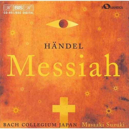 Suzuki: Handel - Messiah (2 CD, FLAC)