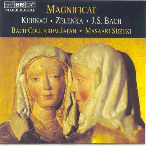 Suzuki: Kuhnau, Zelenka, Bach - Magnificat (FLAC)