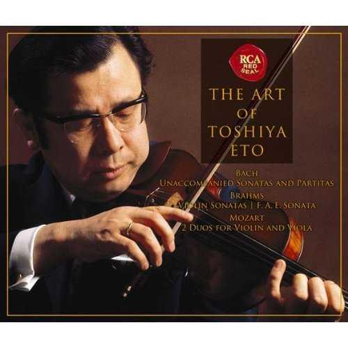The Art Of Toshiya Eto (4 CD, FLAC)