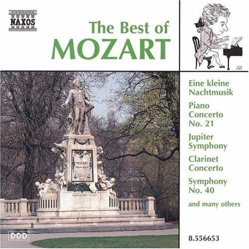 The Best of Mozart (FLAC)