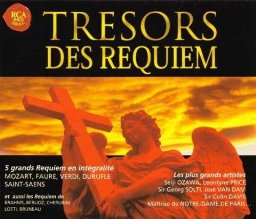 Tresors des Requiem (3 CD, FLAC)
