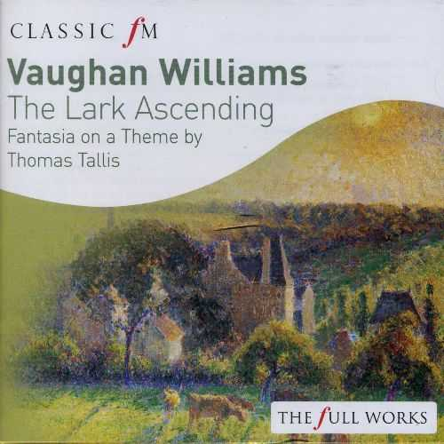 Vaughan Williams - The Lark Ascending (FLAC)