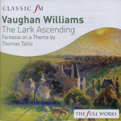 Williams - The Lark Ascending (FLAC)