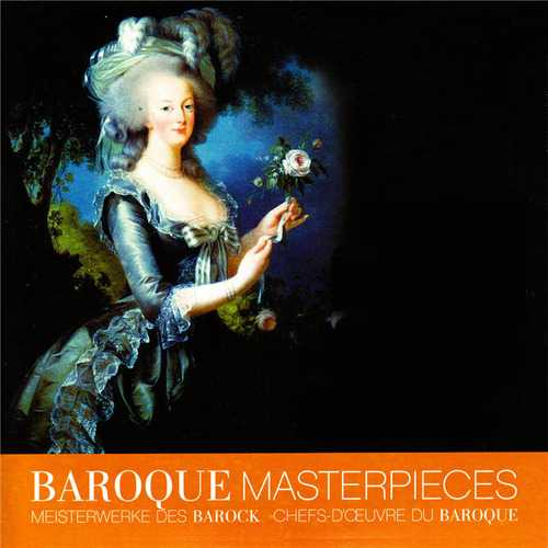 Baroque Masterpieces (60 CD box set, WavPack)