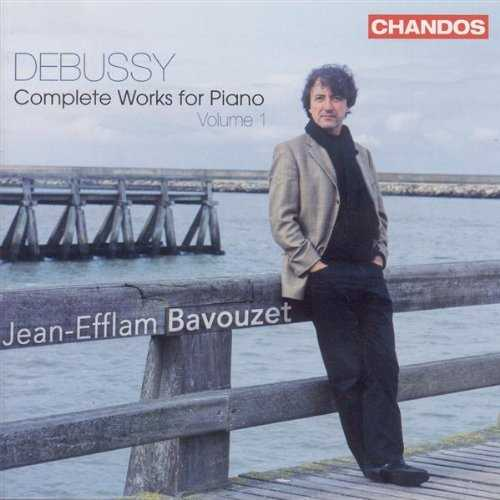 Bavouzet: Debussy - Complete Works for Piano vol.1-5 (5 CD, FLAC / APE)