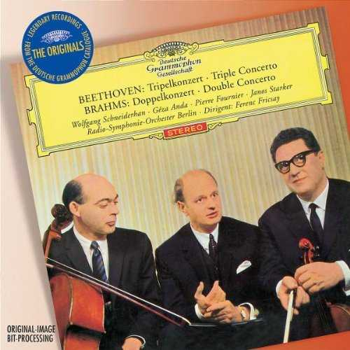 Beethoven - Triple Concerto, Brahms - Double Concerto (APE)