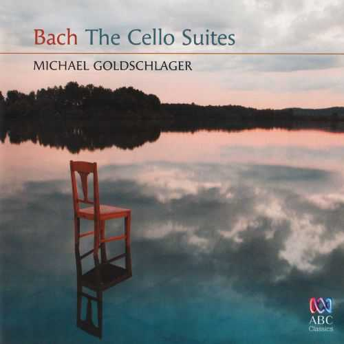 Goldschlager: Bach - The Cello Suites (2 CD, FLAC)