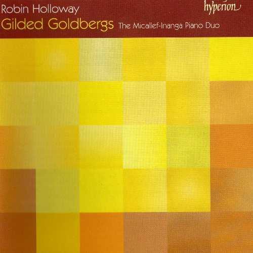 Micaleef, Inanga: Holloway - Gilded Goldbergs (2 CD, APE)