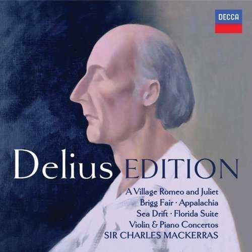 Mackerras: Delius Edition (8 CD box set, FLAC)