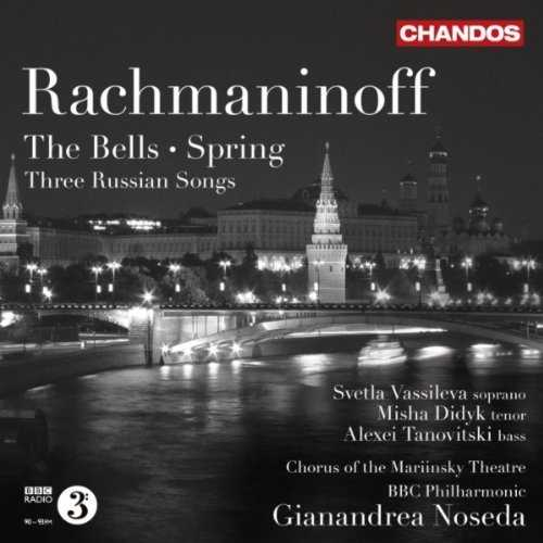 Noseda: Rachmaninov - The Bells, Spring, 3 Russian Songs (FLAC)