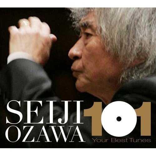 Seiji Ozawa: 101 Your Best Tunes (6 CD, FLAC)