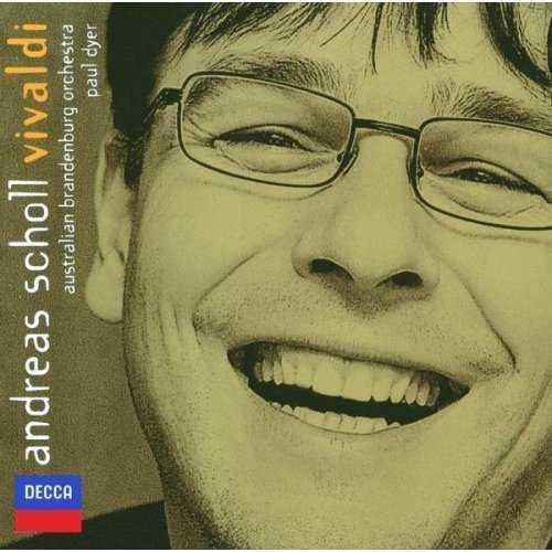 Scholl: Vivaldi - Nisi Dominus, Motets (FLAC)