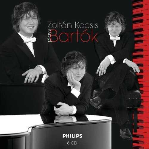 Zoltan Kocsis plays Bartok (8 CD box set, APE)