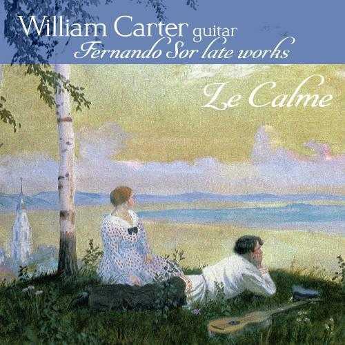 Carter: Le Calme. Fernando Sor Late Works (192 kHz/24bit, FLAC)