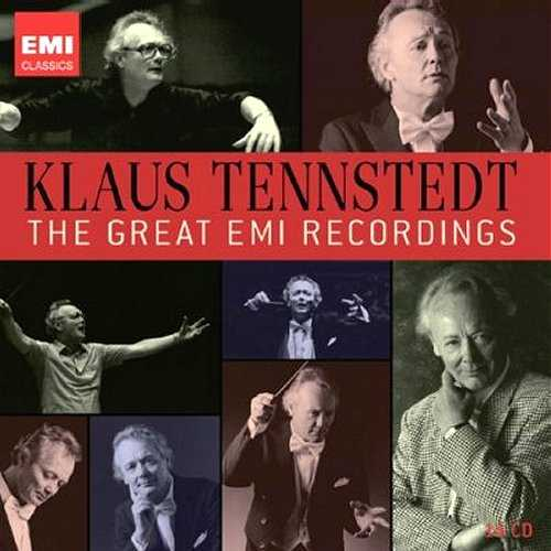 Klaus Tennstedt - The Great EMI Recordings (14 CD box set, APE)