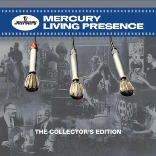Mercury Living Presence. The Collector's Edition (50 CD box set, WAV)