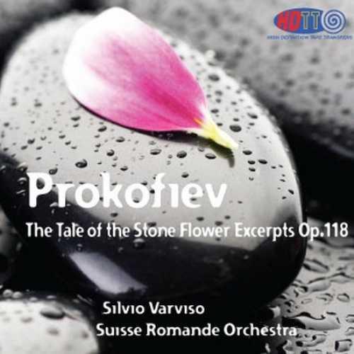 Varviso: Prokofiev - The Tale of the Stone Flower (192kHz/24bit, FLAC)