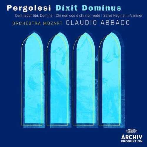Abbado: Pergolesi - Dixit Dominus (APE)