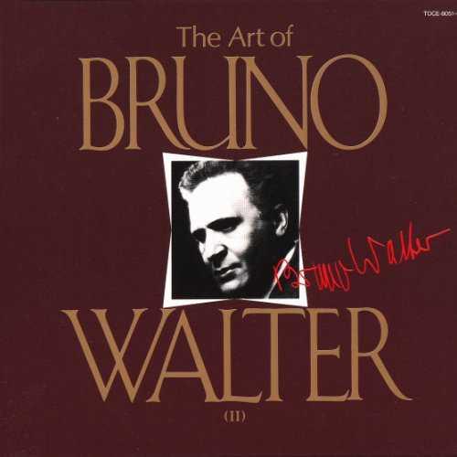 The Art of Bruno Walter vol.2 (14 CD box set, APE)