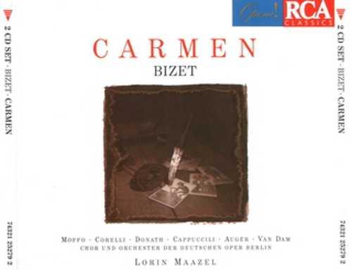 Maazel: Bizet - Carmen (2 CD, APE)