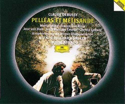 Abbado: Debussy - Pelleas et Melisande (2 CD, FLAC)