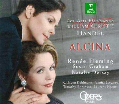 Christie: Handel - Alcina (3 CD, APE)