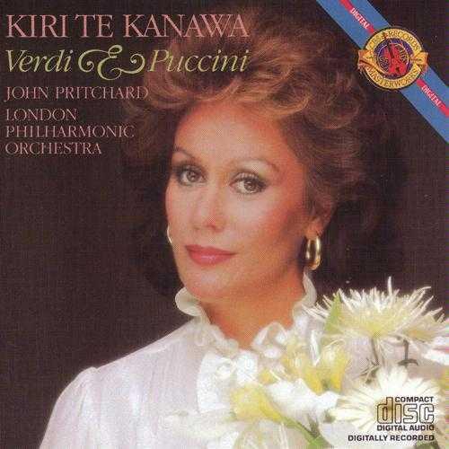 Kiri Te Kanawa - Verdi And Puccini (FLAC)