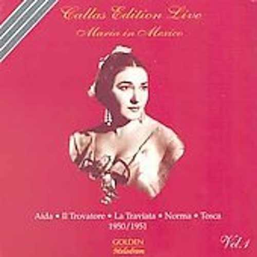 Maria Callas Mexico City (10 CD box set, FLAC)