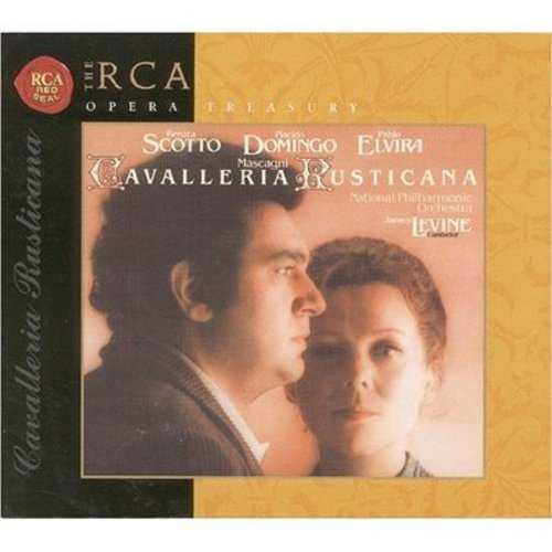 Levine: Mascagni - Cavalleria Rusticana (APE)