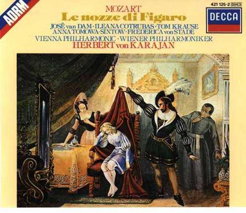 Karajan: Mozart - Le Nozze di Figaro (3 CD, FLAC)