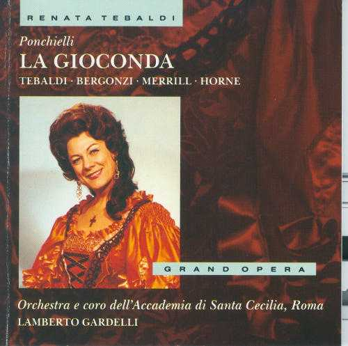 Gardelli: Ponchielli La Gioconda (3 CD, FLAC)