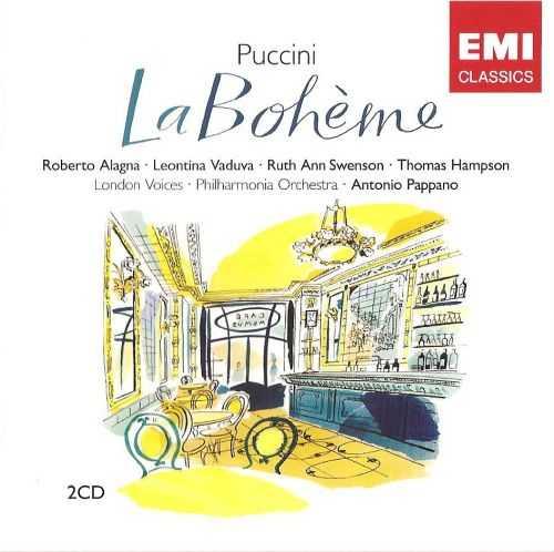 Pappano: Puccini La Boheme (2 CD, FLAC)