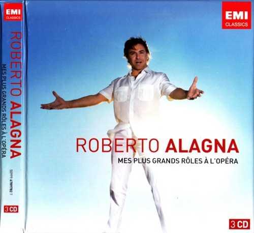 Roberto Alagna - Mes Plus Grands Roles A L'Opera (3 CD, FLAC)