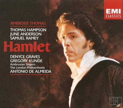 Almeida: Thomas - Hamlet (3 CD, FLAC)