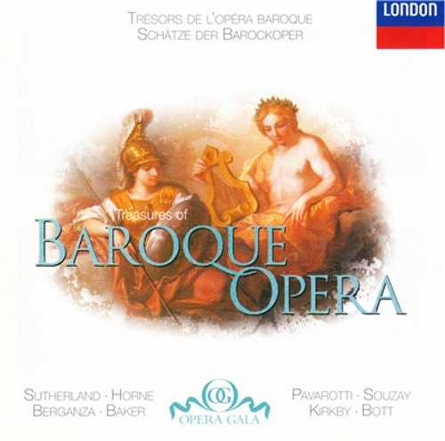 Treasures of Baroque Opera (FLAC)