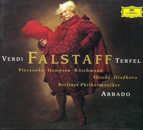 Abbado: Verdi - Falstaff (2 CD, FLAC)