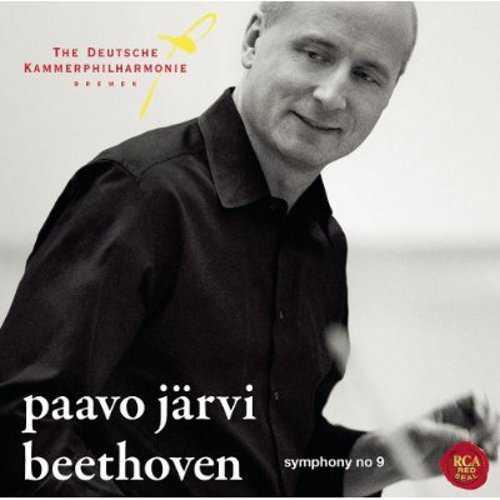Jarvi: Beethoven - Symphony No. 9 (FLAC)