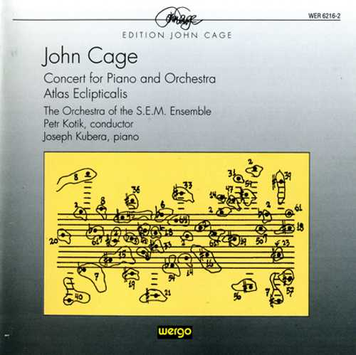 Kotik : Cage - Concert for piano and Orchestra (FLAC)