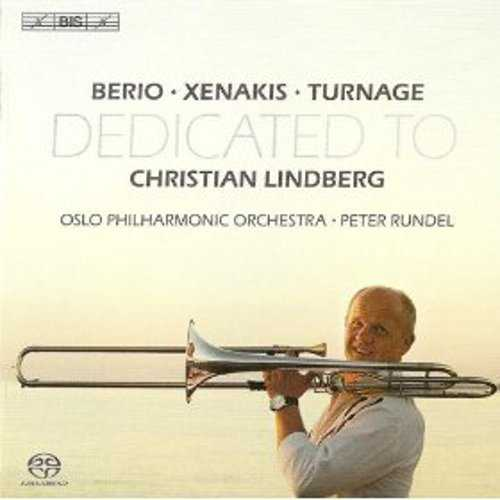 Dedicated to Christian Lindberg (FLAC)