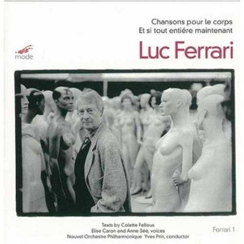 Prin: Ferrari - Chansons pour le Corps, Et si tout entiere maintenant (FLAC)