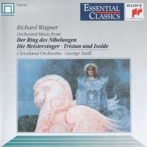 George Szell - Richard Wagner (FLAC)