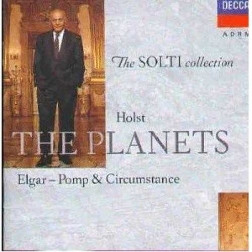 Solti: Holst — The Planets, Elgar — Pomp And Circumstance (FLAC)