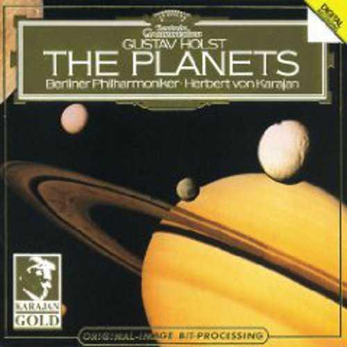 Karajan: Holst - The Planets (APE)