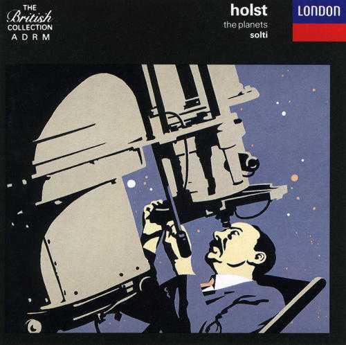 Holst  - The Planets, The Perfect Fool, Egdon Heath (FLAC)